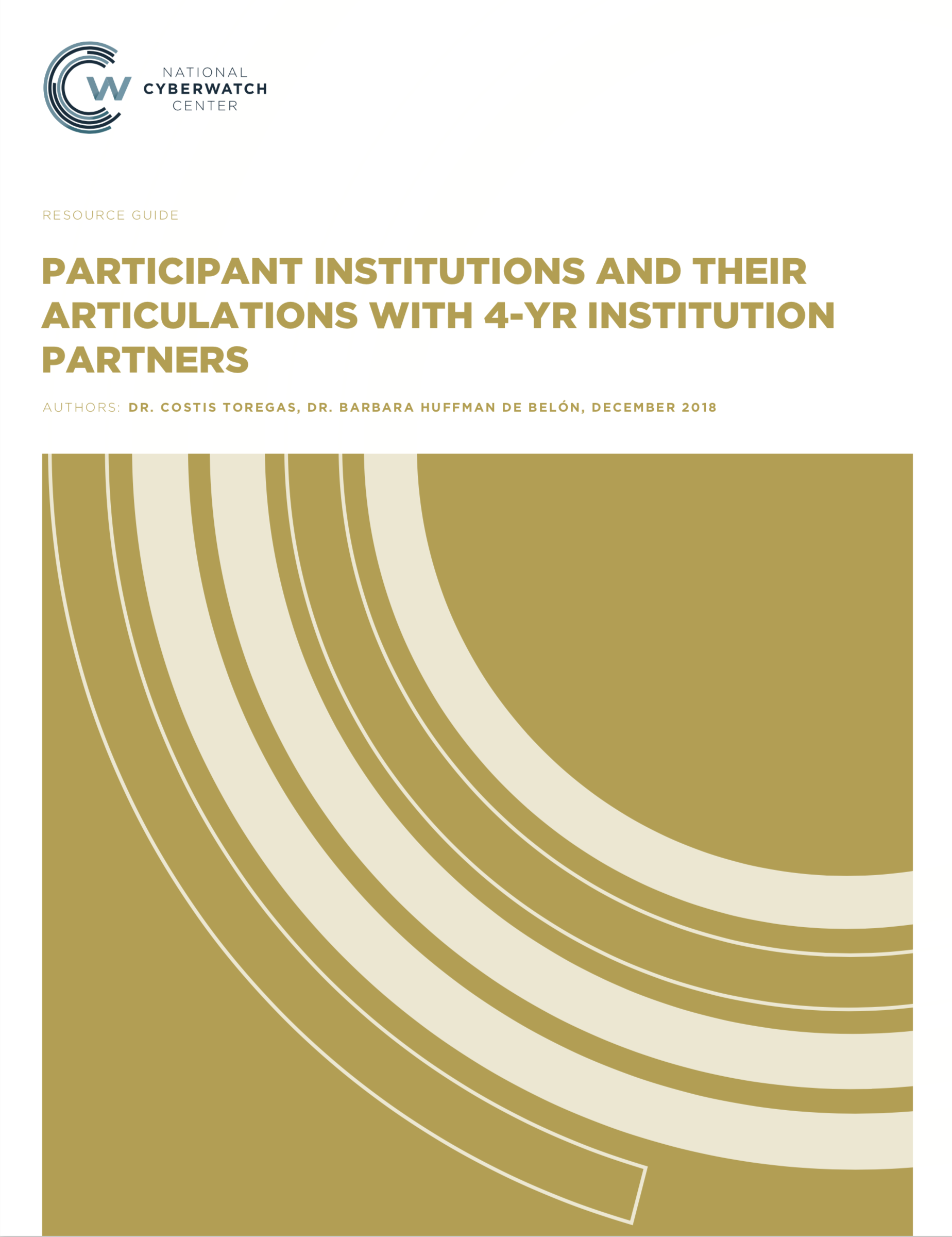 Participant Institutions and their Articulations with 4-yr institution partners