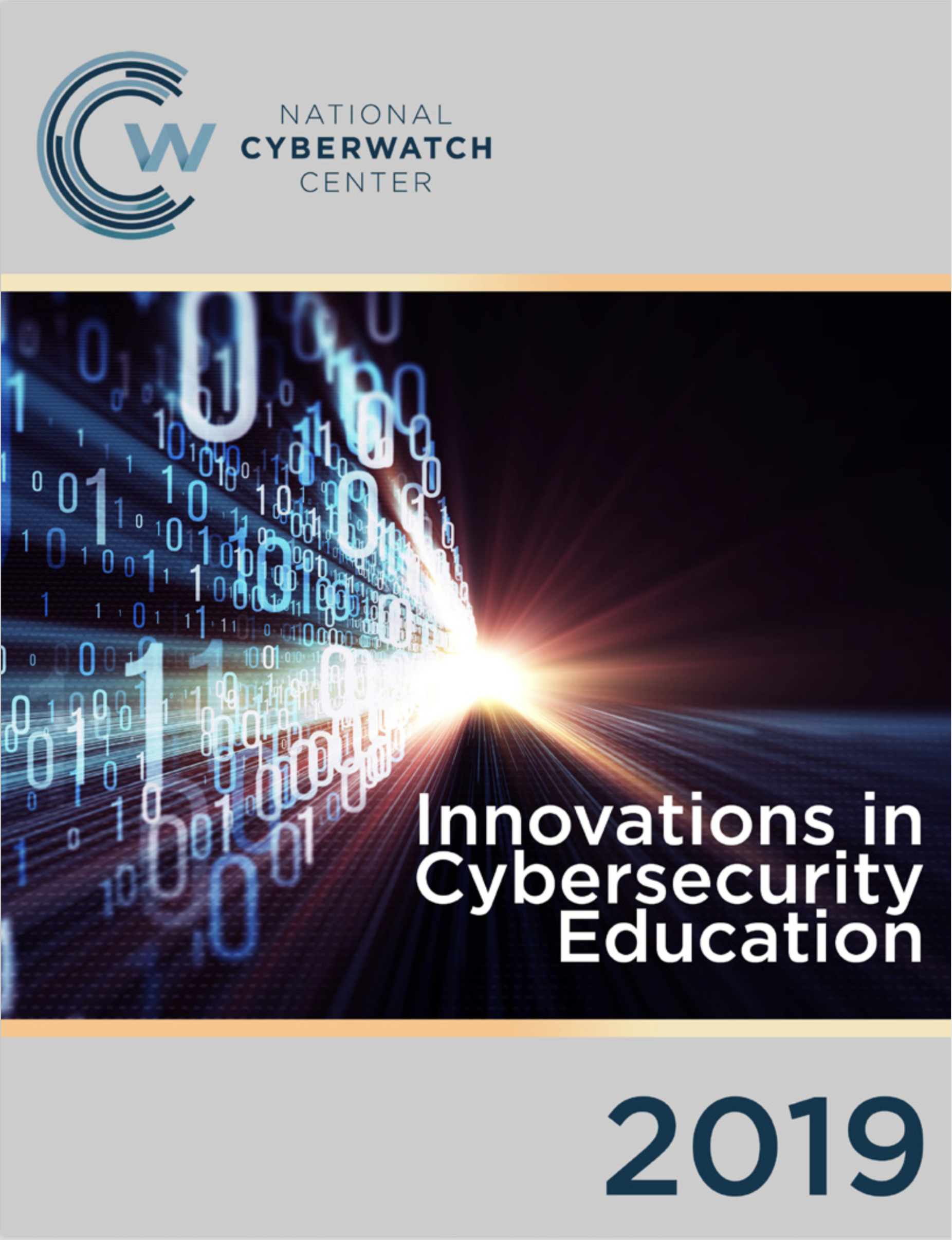 2019 Innovations in Cybersecurity Education